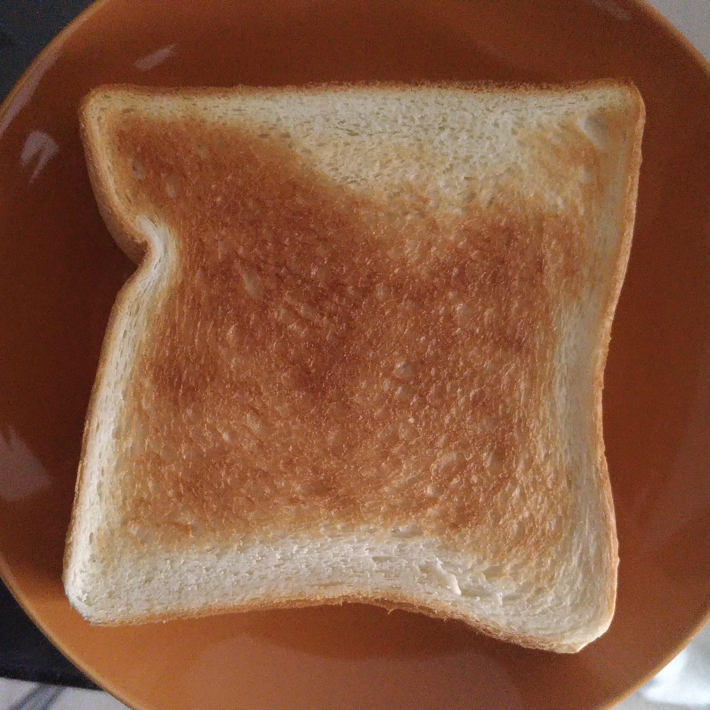 トーストスチーマー使用